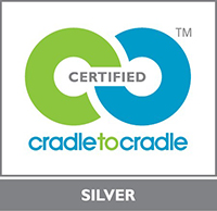 Cradle to Cradle Certified™ Silver